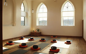 Chapel Yoga Studio at The Tree Relaxation Retreat