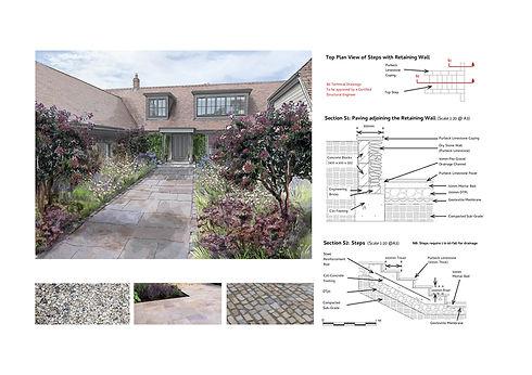 Hampshire Hill Barn - Front Courtyard.jp
