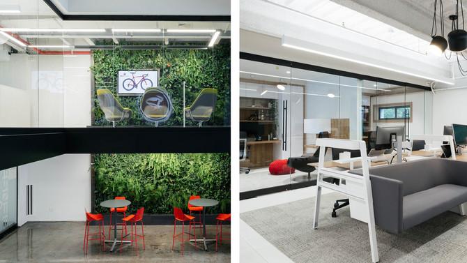 A Tour de Force of Design for R&A Cycles Headquarters