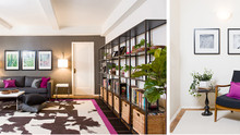 DESIGN EXCHANGE Redesigns and Furnishes a Single Mother's Apartment