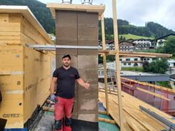 Kamintechnik/Kaminsanierung Sebastian Egger   Kaminbau