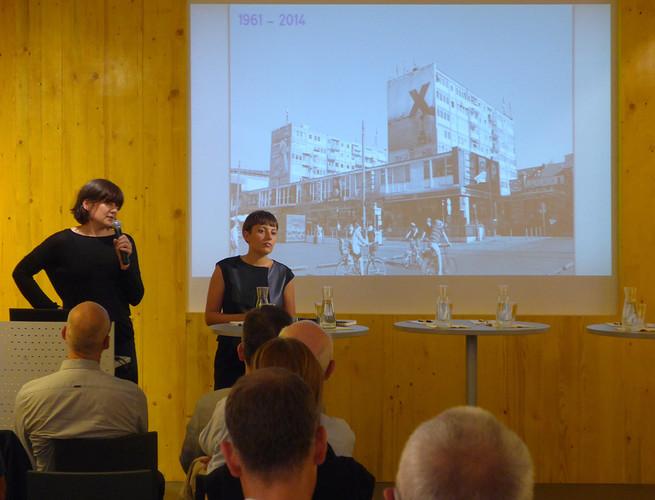 Die planbude aus Hamburg St. Pauli zu Gast