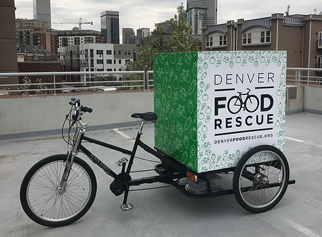 Turner Wytt Executive Director Denver Food Rescue