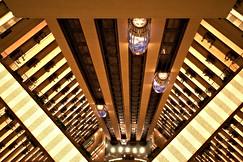 Hotel Lobby in Singapore