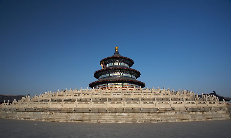 Himmelstempel Beijing China