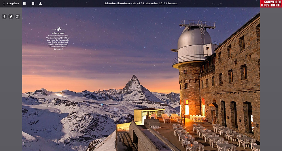 Schweizer Illustrierte Zermatt Special.j