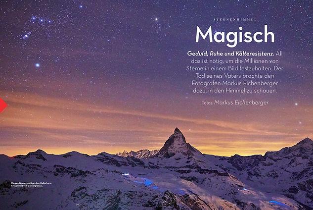 Schweizer Illustrierte Wallis Magazin No