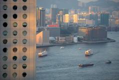 Hong Kong Hochhäuser