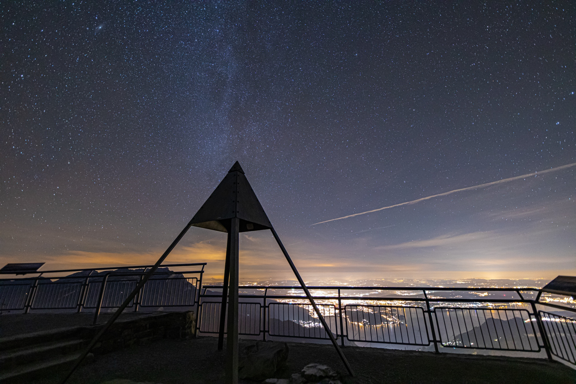 Stanserhorn Gipfel