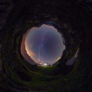 Moosfluh Little Planet.jpg
