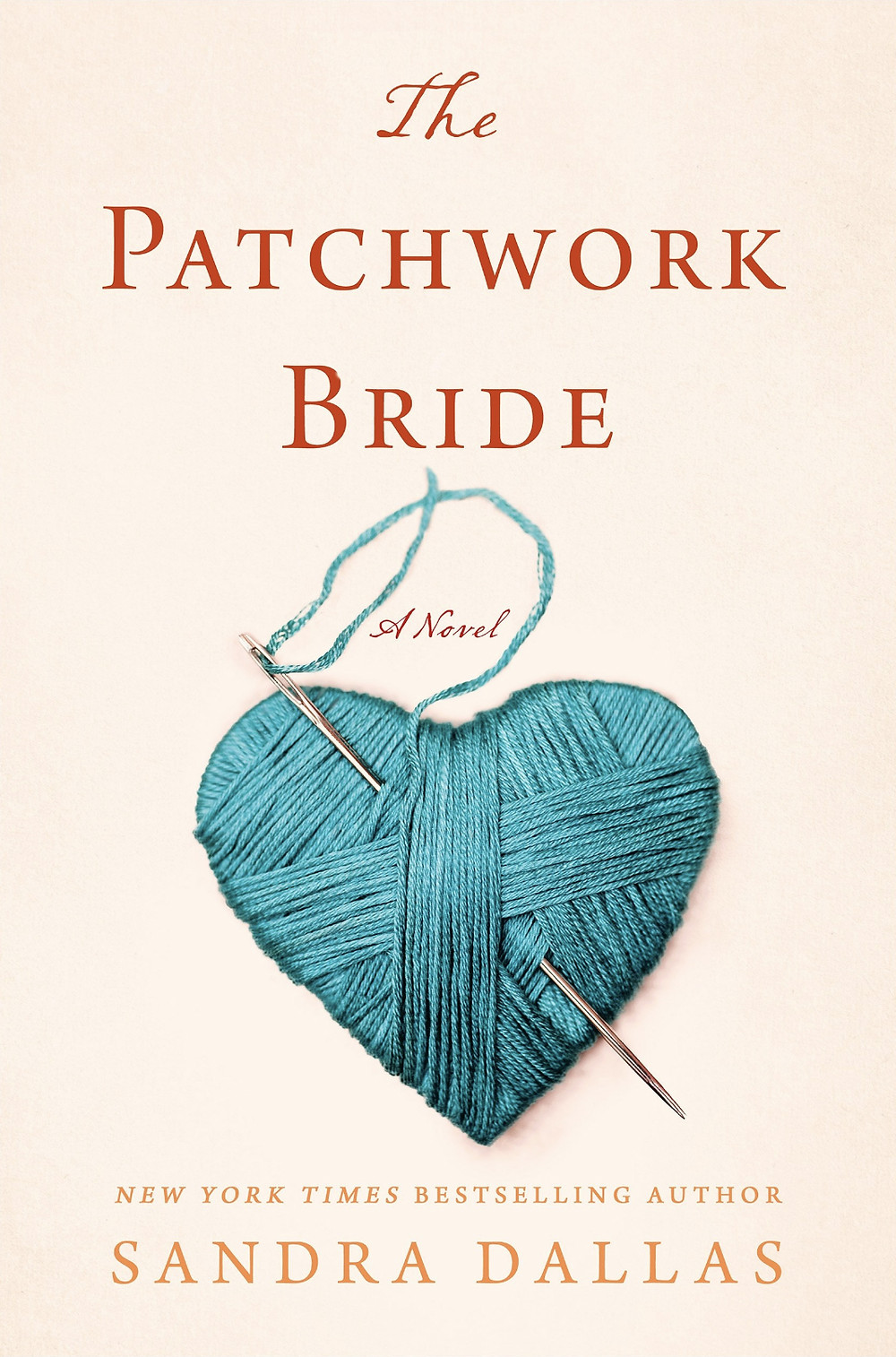 Patchwork Bride book by Sandra Dallas
