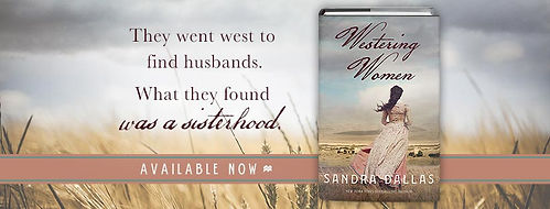 Westering Women book by Sandra Dallas