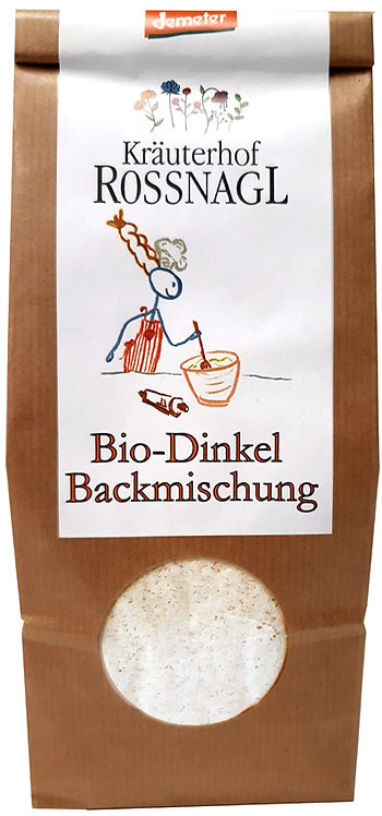 Bio Dinkel Backmischung
