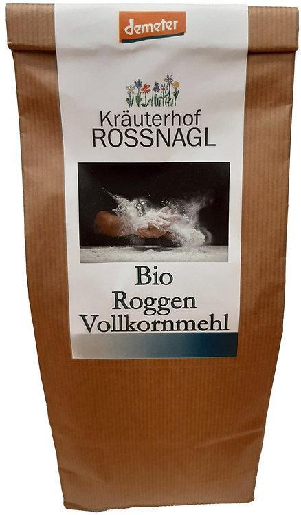 Roggen Vollkornmehl