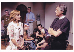 As Pastor John (with ANNE ARCHER)