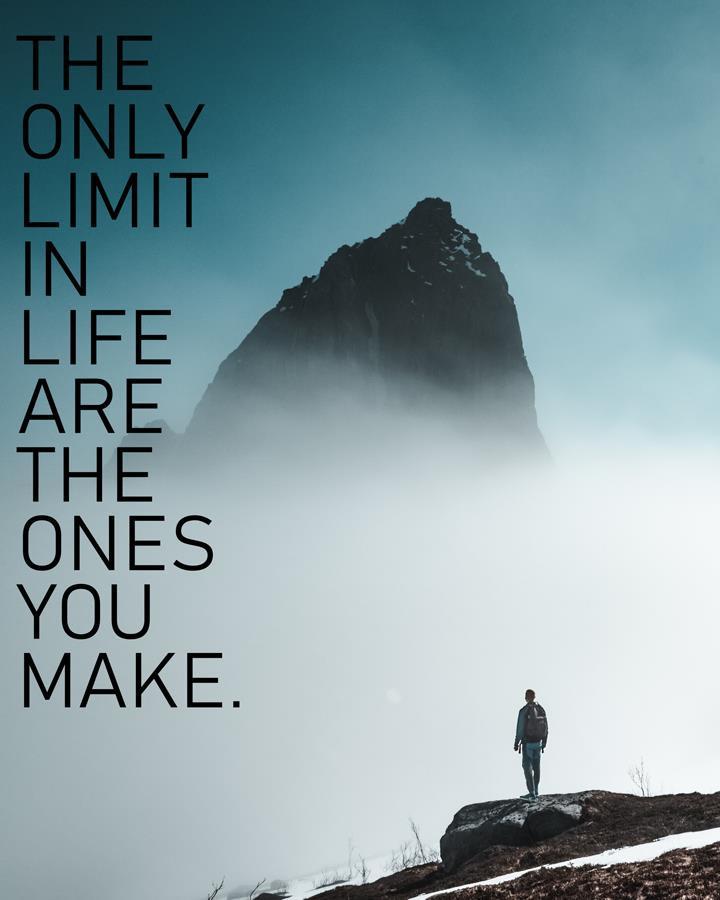 motivational quote wallpaper