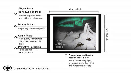frame details