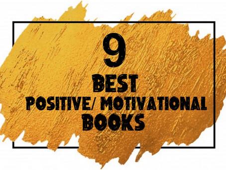 9 Best positive/ motivational books