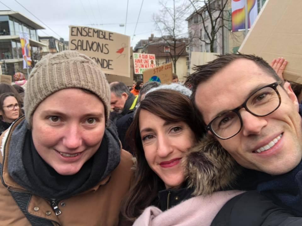 Manifestation pour le climat 2019 02 02.