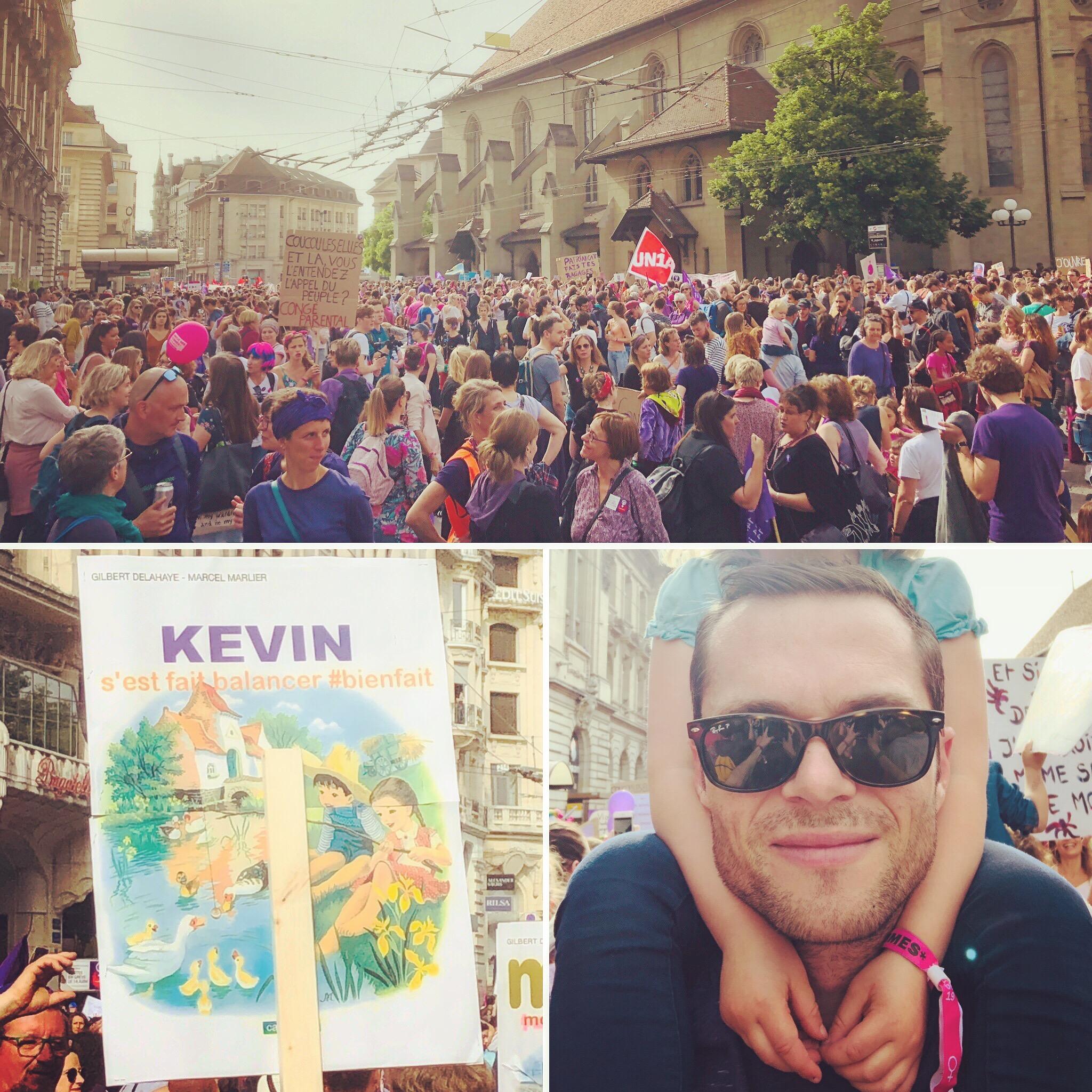Grève des Femmes* 14.6.2019