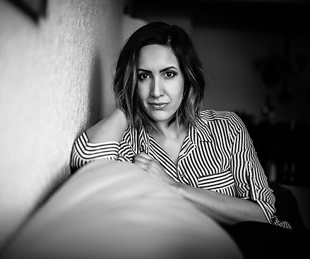 minnesota female boudoir photographer headshot