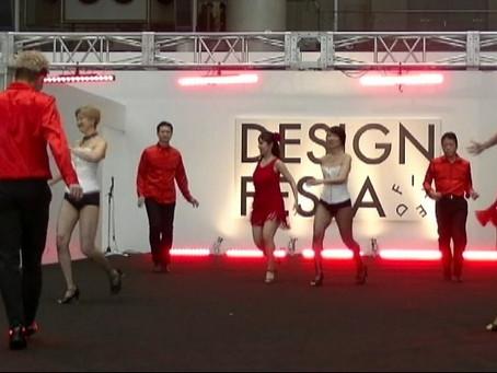 チーコクラス生徒さんの群舞(情熱大陸)/ショー・ステージ