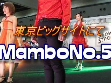 Mambo.No5の動画<デザフェスにて>