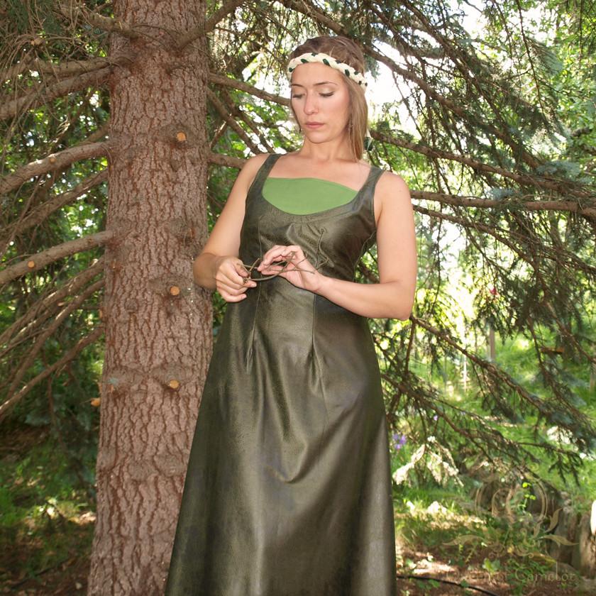 Vestido medieval GINEBRA