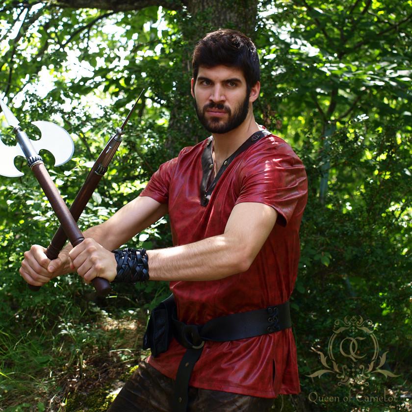 Camisa medieval Harald