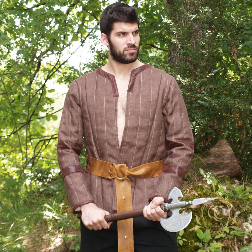 Gambesón medieval GEORGES