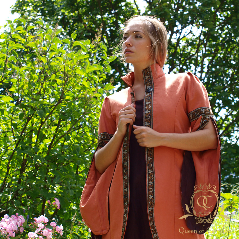Vestido medieval DAENERYS