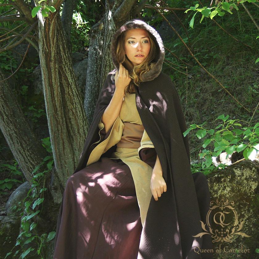 capa medieval SARAH