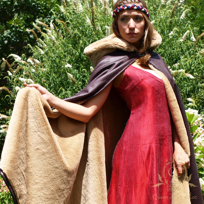 capa medieval ANNE