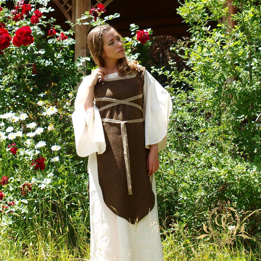 Vestido medieval CATALINA