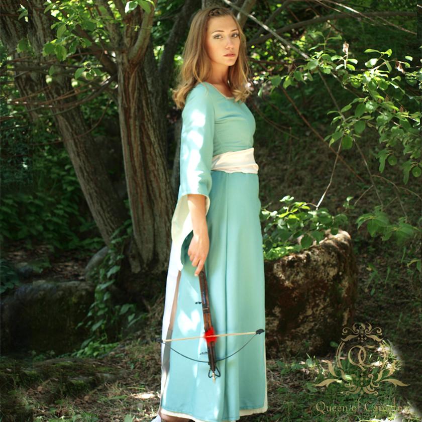 Vestido medieval WENDY