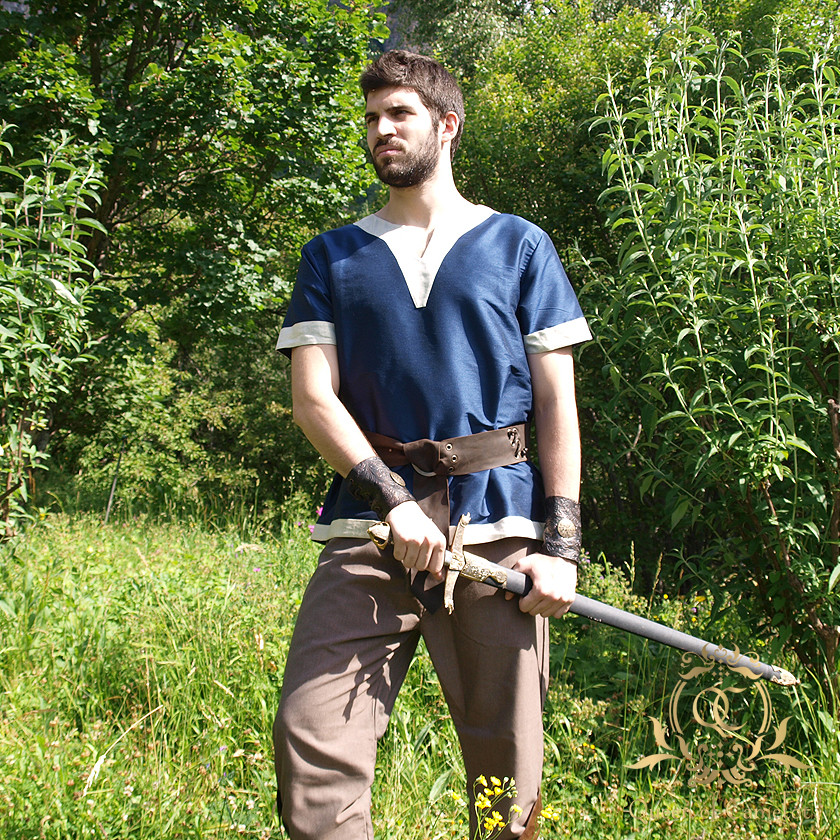Camisa medieval HANS
