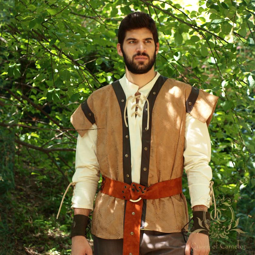 Chaleco medieval RODRIGO