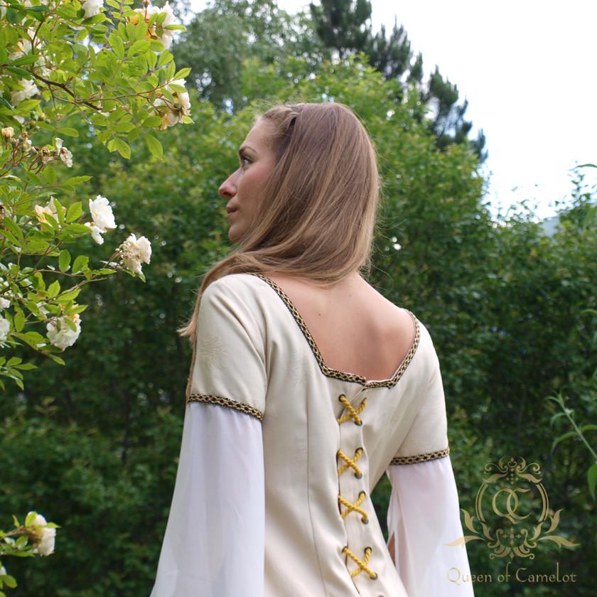 Vestido medieval VICTORIA