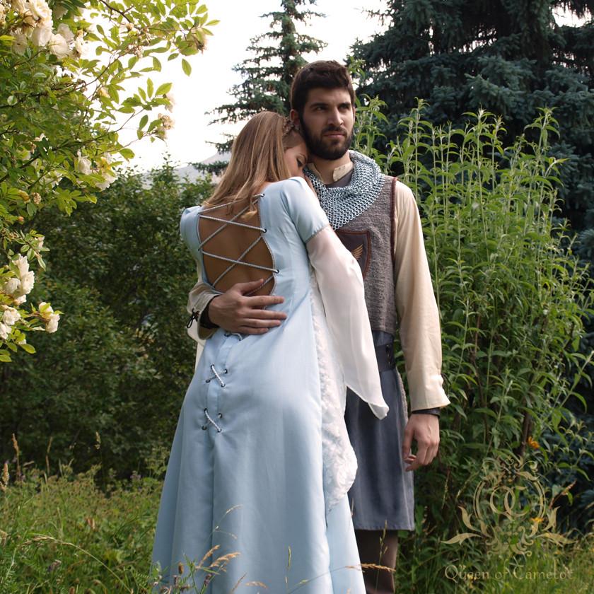 Vestido medieval SANSA