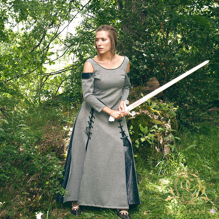 Vestido medieval JIMENA