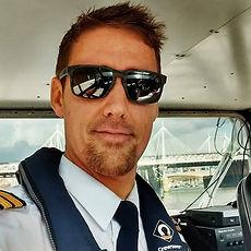Wreckspeditions. Dive boat skipper. Jason Coles