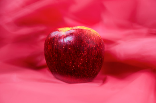 Time-lost apple