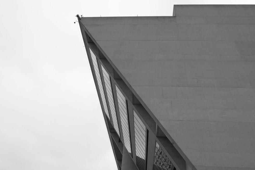 Dallas City Hall, Tx, USA