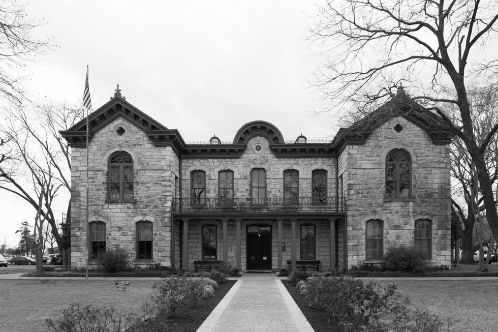 Gillespie County Pioneer Memorial Library, Frederickburg,Tx, US