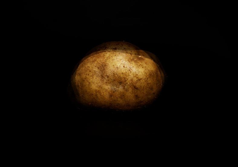 A Potatos to be