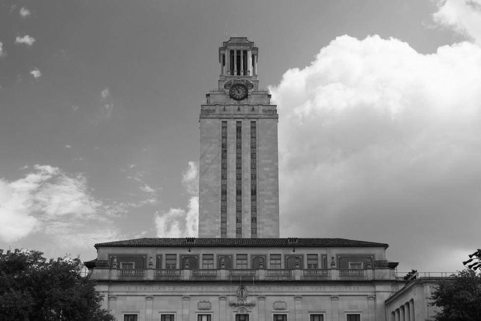 UT Tower, Austin, Tx, USA