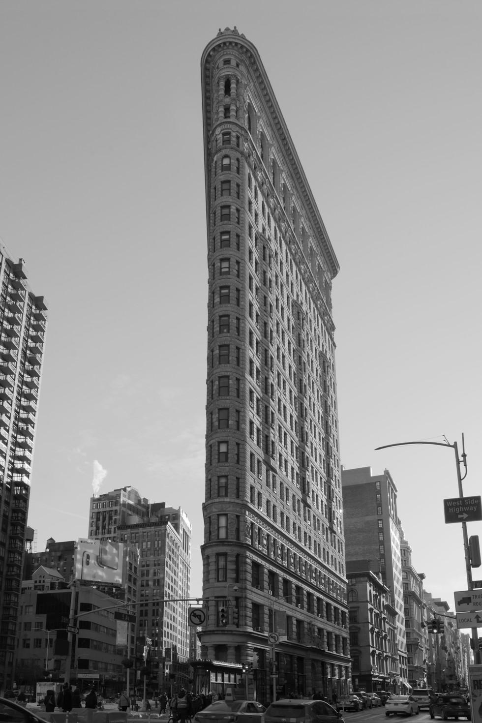 Flat Iron, NYC, US