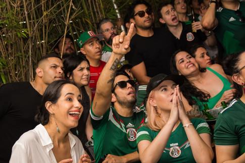 2018 Worldcup cheering
