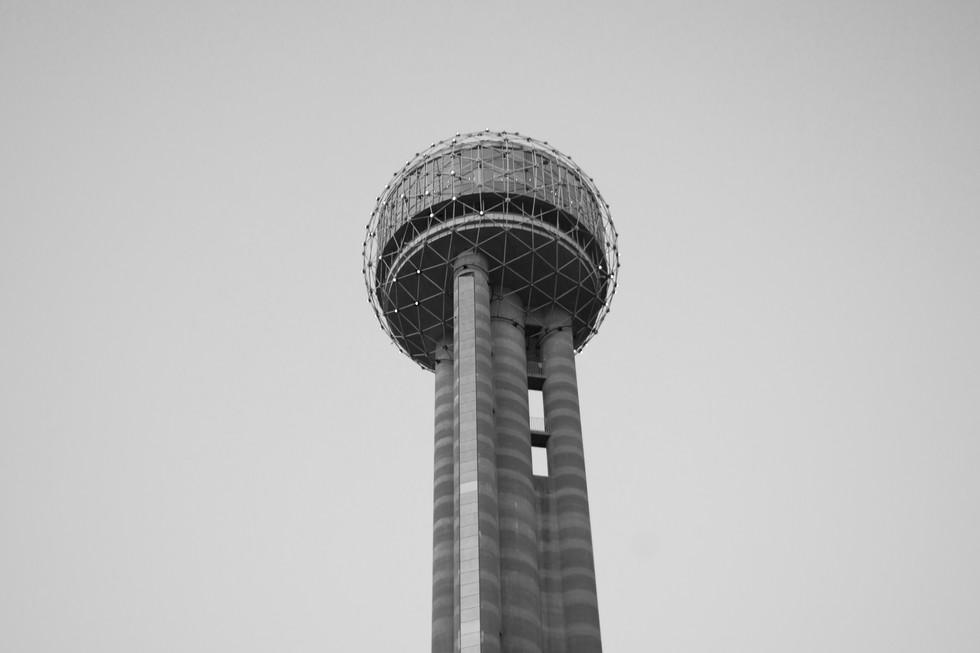 Reunion Tower, Tx, USA