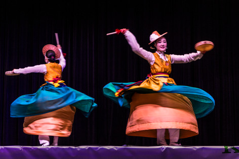 Korean Traditional Performance in Texas